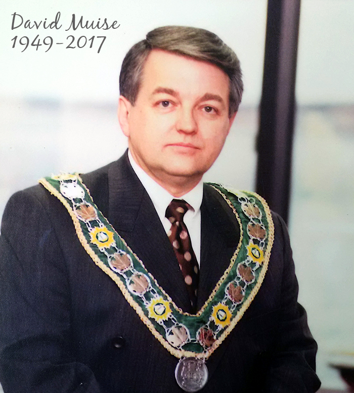David Muise as Mayor photo