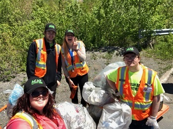 CB Environmental Association cleanup 2018