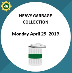 Heavy garbage 2019 graphic with changes