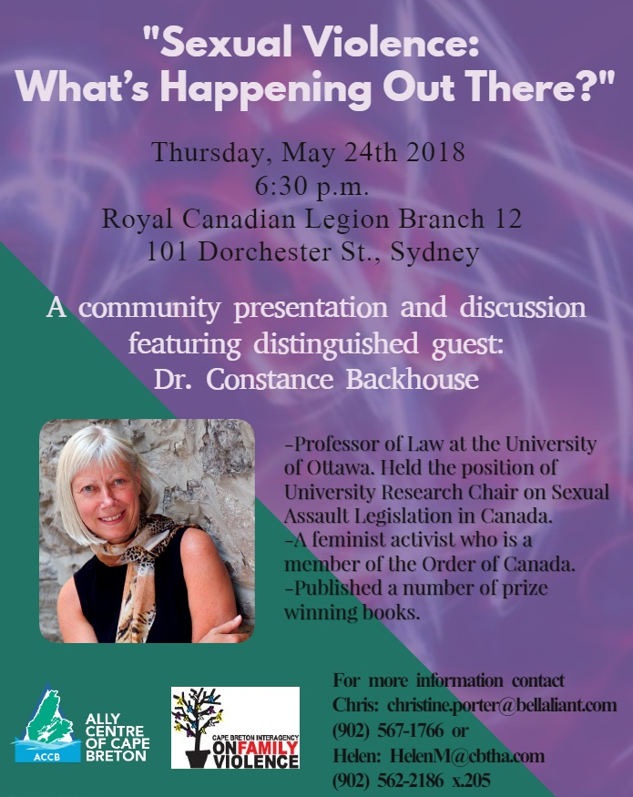 backhouse event may24