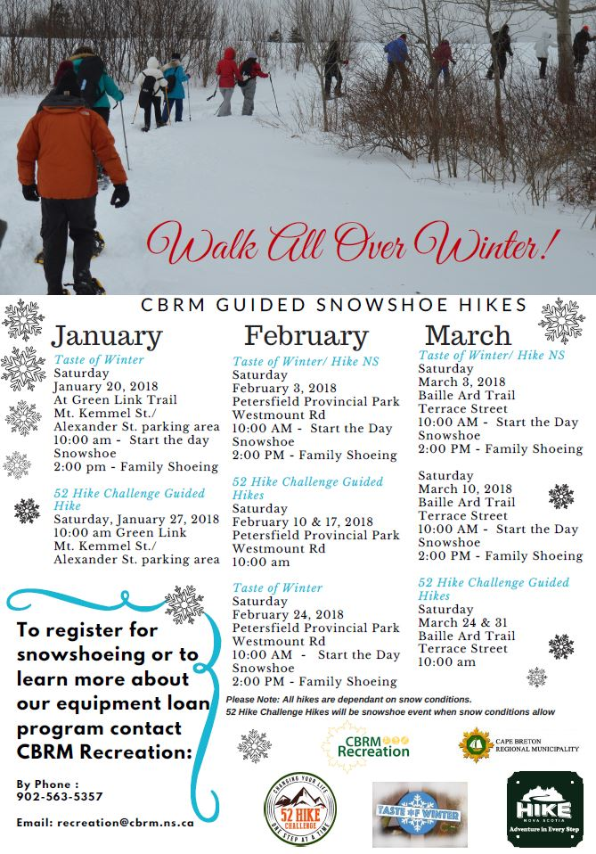snowshowsched