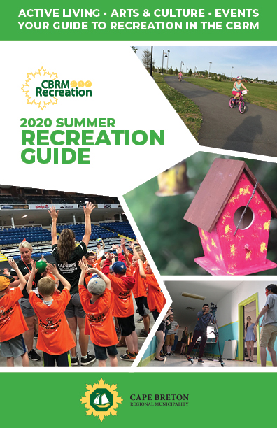 Recreation Guide 2019 Cover